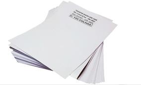 Papel Transfer Laser Rígido P/ Copos E Canecas 50 Folhas A4
