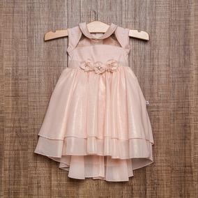 Vestido Bruna - Beth Bebê - Tamanho 4