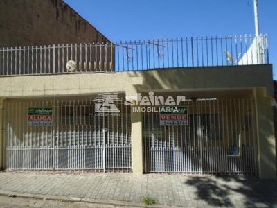 Aluguel Ou Venda Casa 4 Dormitórios Vila Augusta Guarulhos R$ 2.500,00 | R$ 750.000,00