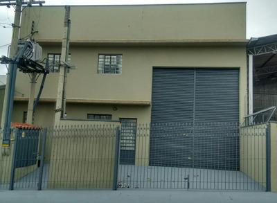 Barracão Para Alugar, 300 M² Por R$ 3.900/mês - Jardim Pinheiros - Valinhos/sp - Ba0043