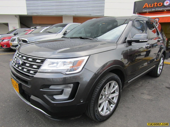 Ford Explorer Limited 3.5 Tp 4wd