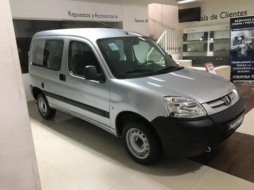 Peugeot Partner Confort 5 Plzs Hdi 0km Mati Ultimas Unidades