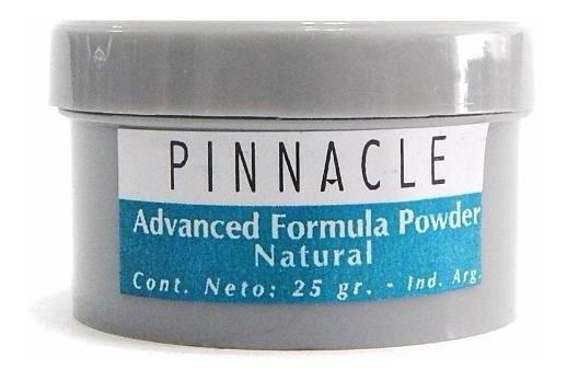 Pinnacle Advanced Formula Powder Natural Polvo Esculpir Uñas