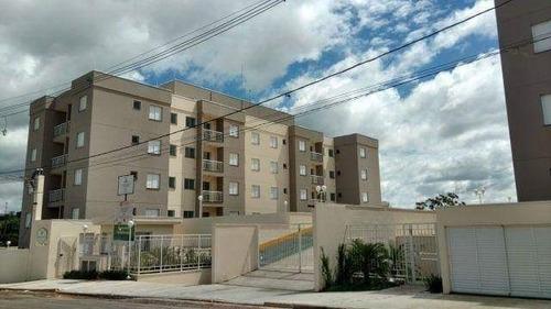Imagem 1 de 18 de Apartamento 2 Quartos Cotia - Sp - Bairro Das Graças - 0487
