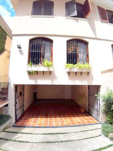 Imagem 1 de 28 de Casa A Venda No Bairro Sumarezinho Em São Paulo - Sp.  - Ms1121aurora-1