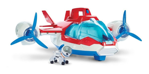 Paw Patrol Avion Air Patroller Sonido + Fig Int 16662 Origin