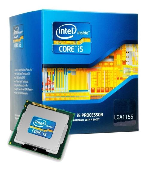 Kit Intel 3ª Geração I5 3470 Placa H61m, 8gb Ddr3