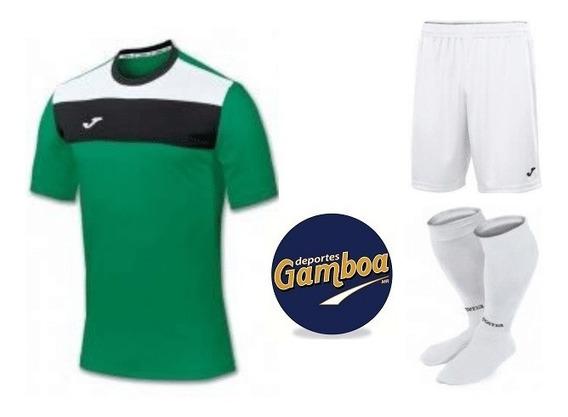 Pack De 7 Uniformes Futbol Joma Original ¡envío Gratis!
