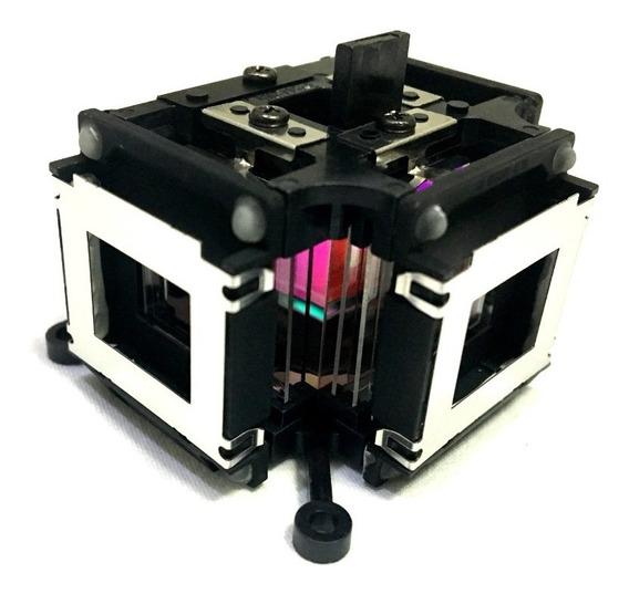 Núcleo Do Prisma Projetor Sony Vpl Ex70 Com Polarizadores