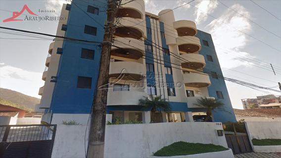 Apartamento Com 2 Dorms, Toninhas, Ubatuba - R$ 425 Mil, Cod: 3338 - A3338