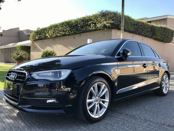 Audi A3 Sedan Attraction Plus 2014