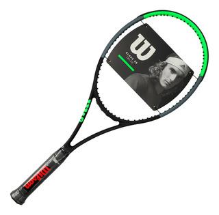 Raqueta Wilson Tennis Blade 98 18x20 V7.0 Negro