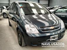 Chevrolet Meriva Gl Plus Modelo 2010 Negro 5 Puertas Ill