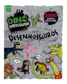 Hist?ria Em Quadrinhos Dino Superssauros Desenhossauros Vale