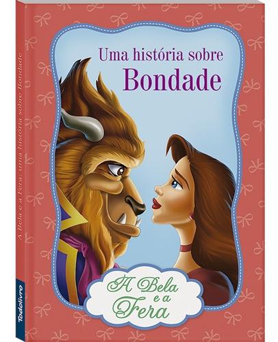 Livro Mini Uma História Sobre Bondade A Bela E A Fera