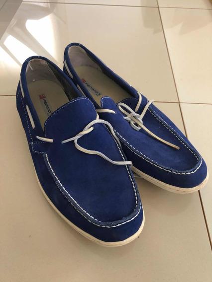 Sapato Ferraroni 43 Usado 1 Vez