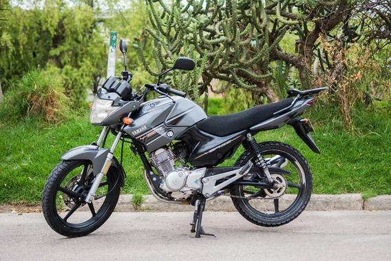Yamaha Ybr 125 Esd 2014