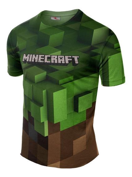 Remera Minecraft Ranwey Pr348