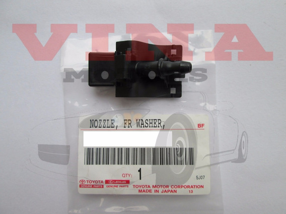Par Brucutu Esguicho Água Parabrisa Toyota Corolla 09-14