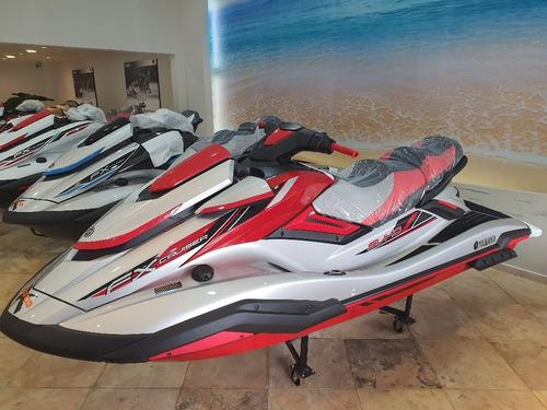 Jetski Fx Cruiser Svho 2020 Yamaha Ho Gp 1800 Gti 170 Gtx