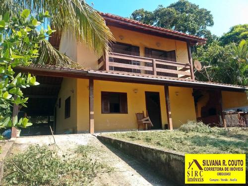Imagem 1 de 15 de Maricá- Casa 3 Qts- Frente Lagoa- R$ 750 Mil - 464
