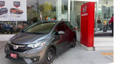 Honda Fit 1.5 Hit At Cvt
