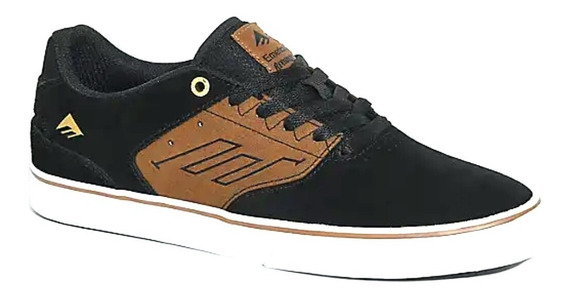 Zapatillas Emerica The Reynolds Low Vulc The Dark King
