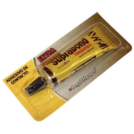 Adhesivo De Contacto Suprabond 25ml Extra Fuerte