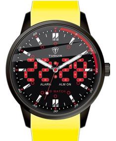 Relógio Tuguir Masculino Barato Garantia Nota 6027