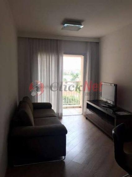 Ótimo Apartamento Para Locação No Bairro Barcelona Em São Caetano - 5842