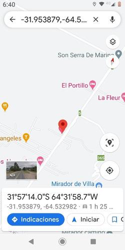 Terreno En Villa General Belgrano. Sobre Ruta 5.