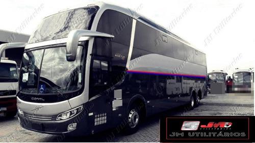 Imagem 1 de 10 de Comil Campione Invictus Ld Hd Ano 2021 Volvo B420r Jm Cod.64