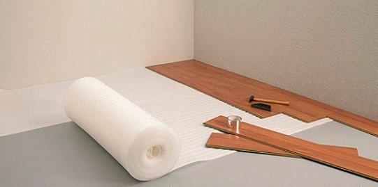 Manta Para Piso Laminado Loja De Fabrica Kit C/35mts²