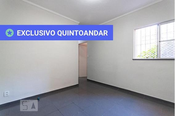 Apartamento Térreo Com 2 Dormitórios E 1 Garagem - Id: 892881853 - 181853