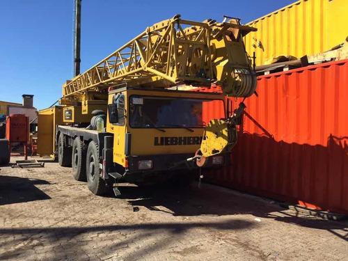 Liebherr 50 Ton