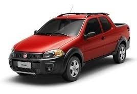 Fiat Strada 1.4 Working Cabina Doble Retira Ya Oferta 2020