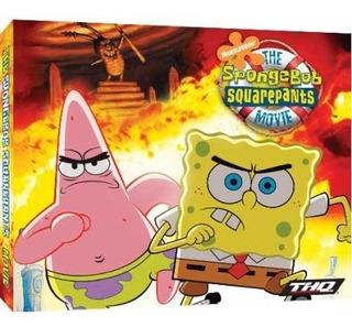 Spongebob The Movie Jewel Case Pc