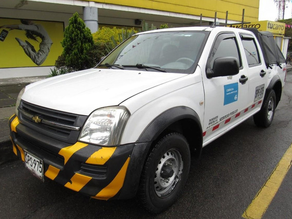 Chevrolet Luv D-max Doble Cabina 3.0 Diésel Mt 4x2