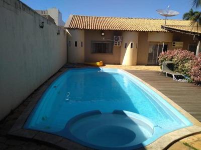 Casa Com 3 Quarto(s) No Bairro Santa Rosa Em Cuiabá - Mt - 00520