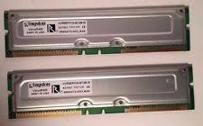 Memoria Ram Kvr8epx16-8/128-ls 128 Megas