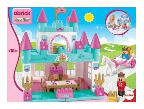 Castillo Princesa Con Carruaje Abrick 9035
