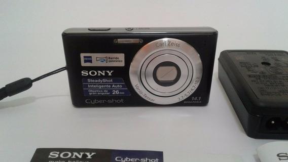 Câmera Digital Sony Cyber Shot W530 14.1 Mp