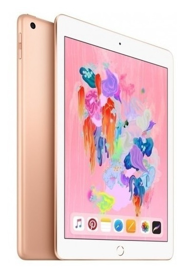 Apple iPad 128gb 6º Geração 2018+ Apple Pencil Nfe+ Garantia