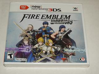 Fire Emblem Warriors - Nintendo 3ds - Sellado