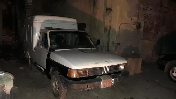 Fiat Fiorino 1.3 Mpi 1992