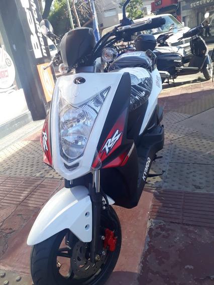Moto Kymco Agility Rs 125 Naked Scooter Motovega