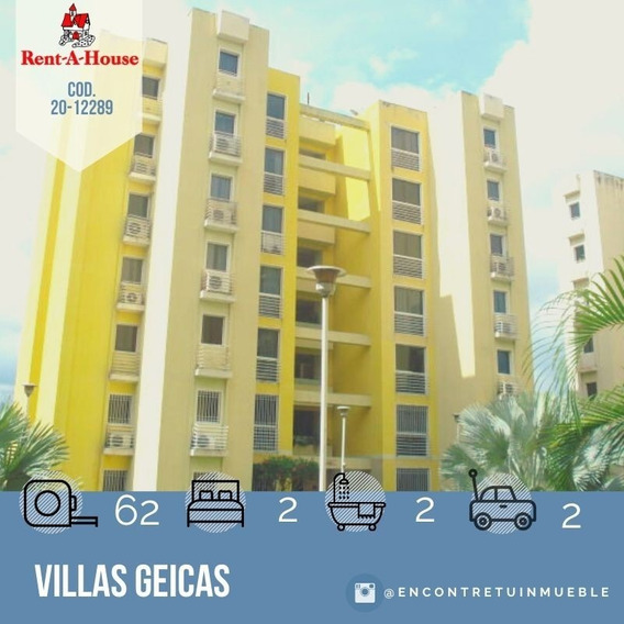 Apartamento En Venta Maracay, La Morita I 20-12289 Scp