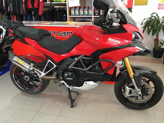 Ducati Multistrada 1200 S Tuning