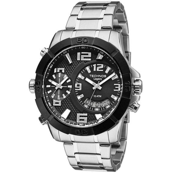 Relógio Technos Legacy Masculino Ana Digi - T205fk/3p