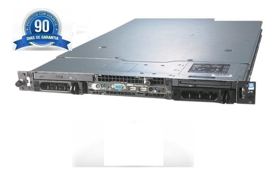 Servidor Dell Poweredge 1850 - Intel Xeon 64bits - 8 Gb Ram - Com Garantia De Hardware